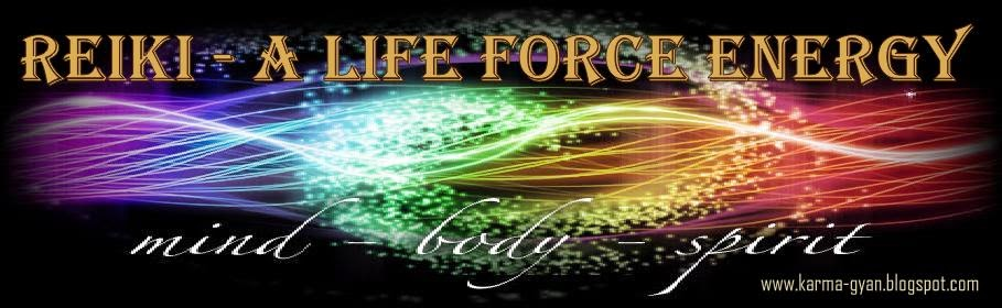 Reiki - A Life Force Energy
