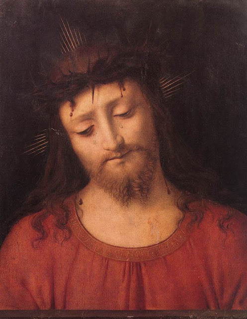 Ecce Homo,Italian Renaissance,Andrea Solario