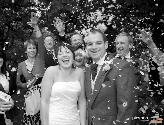 fun wedding photographer