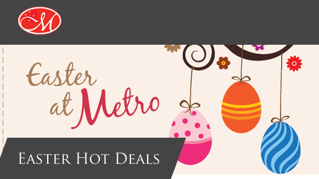 Family Easter Getaway accommodation deal at Metro Hotel & Apartments Gladstone