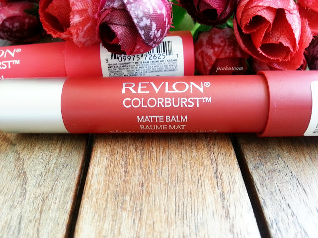 Revlon Colorburst Matte Balm 'Standout and Unapologetic' Review Swatches Pinkuroom