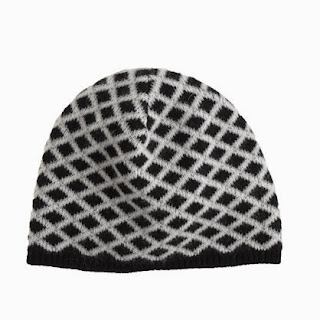 J.Crew Cashmere Diamond Hat