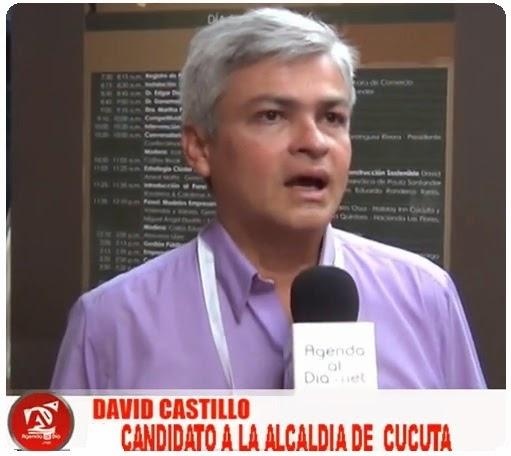Video   David Castillo a la Alcaldía de Cúcuta realiza diagnóstico comunitario por toda la ciudad