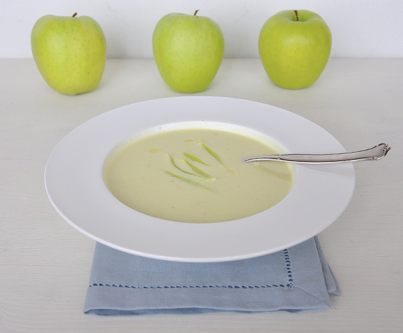 Potato soup cream