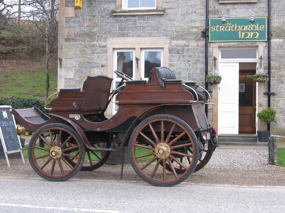 Classic Car Restoration Jobs Scotland
