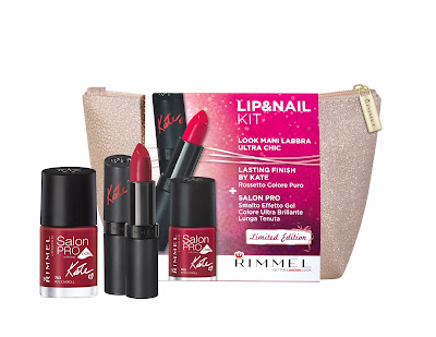 Rimmel Christmas Collection 2015 labbra unghie