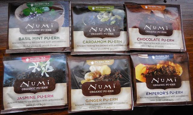 Numi Pu-erh Tea