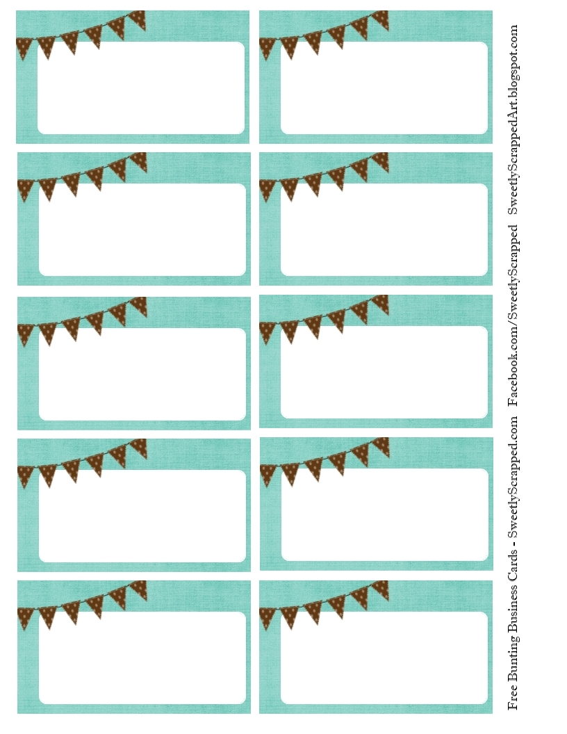It is a picture of Zany Free Business Card Templates Printable
