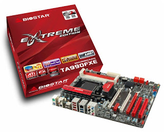 Mainboard BIOSTAR TA990FXE Extreme Edition