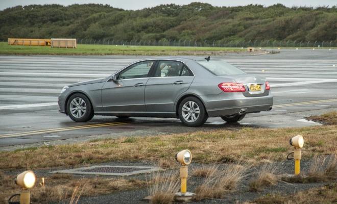 Mercedes E300 Hybrid
