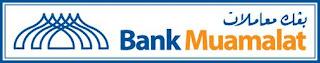 Jawatan Kosong Bank Muamalat Malaysia Berhad -  31 Oktober 2012