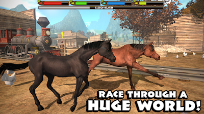 Ultimate Horse v1.0.0 APK Game Simulator Android