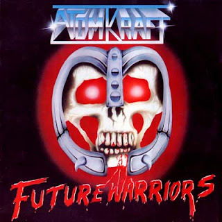 Atomkraft - Future Warriors (1985)