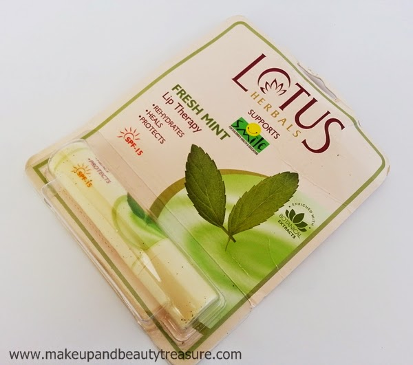 Lotus-Herbals-Lip-Balm-Review
