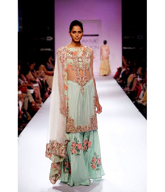 Zara Shahjahan Unveiled Winter / Fall Collection 2014-2015