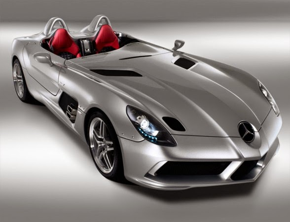 Mercedes Benz Sports Cars Hd Wallpapers