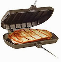 Rome Panini Press Pie Iron
