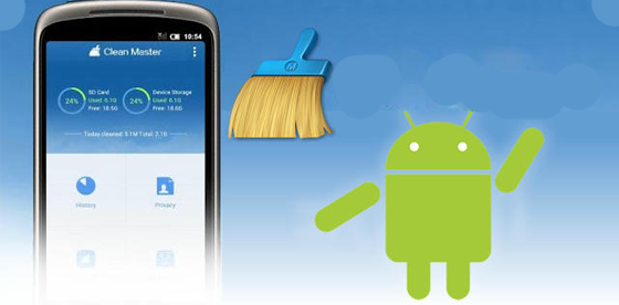 Cara Mengatasi Ponsel Android yang Lelet menjadi Jos