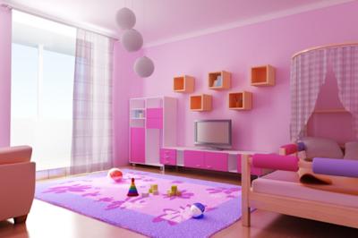 Contoh Gambar Dekorasi Kamar Tidur Anak