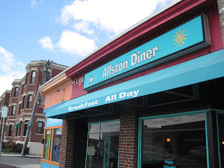 Allston Diner Vegan-Friendly