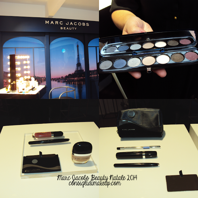 Marc Jacobs: Palette The Parisien, Cofanetto La Coquette, Smalto Midnight in Paris...