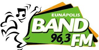 Rádio Band FM de Eunápolis ao vivo