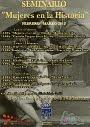 SEMINARIO DE MUJERES EN LA HISTORIA. IES ALBAYTAR CEP MARBELLA Y AYUNTAMIENTO FEBRERO Y MARZO 2013