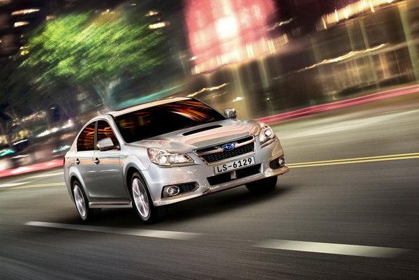 New 2012 Subaru Legacy