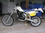Husqvarna WR 125 1987