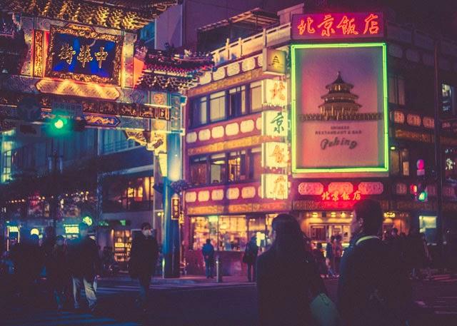 Chinatown by Masashi Wakui