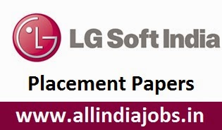 LG Placement Papers