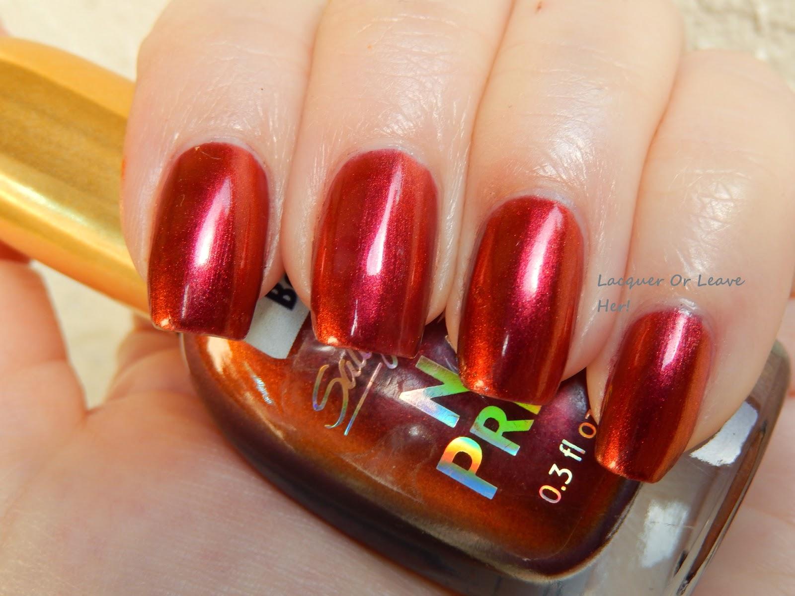 Sally Hansen Scarlet Ruby