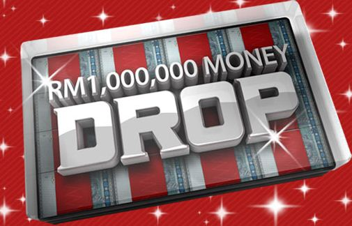 RM1 Million Money Drop (2012) Musim Ke-2 &#8211; Update Episod 03