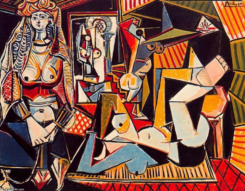 Picasso rompiendo récord
