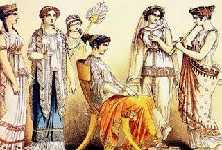 ΑΝ ΕΙΝΑΙ ΔΥΝΑΤΟΝ – Πιο «χτένισμα» προτιμούσαν οι Αρχαίες Ελληνίδες για το κρυφό σημείο;