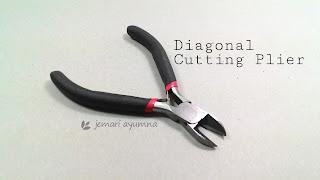 Diagonal Plier (Tang Potong)