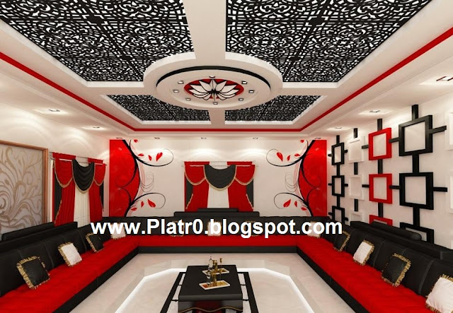 Dicoration Placo Platre : Meilleur platre marocain décoration maroc faux