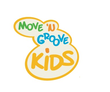 Move & Groove Kids Logo