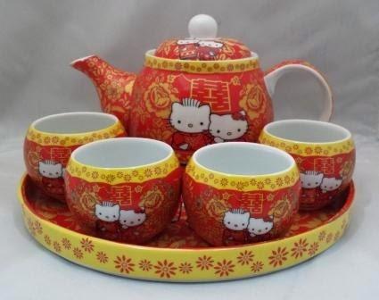 Bachelorettesg Rsrc 1414603442706 Chinese Wedding Customs Singapore Premium Tea Set Hello20Kitty20Teapot20Set 1
