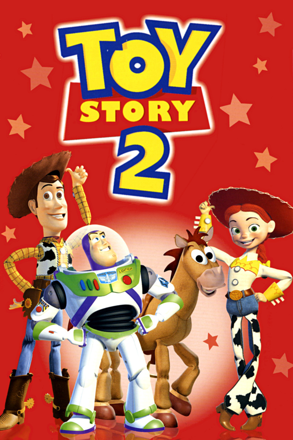 My movies toy story 2 1999 for Toy story 5 portada