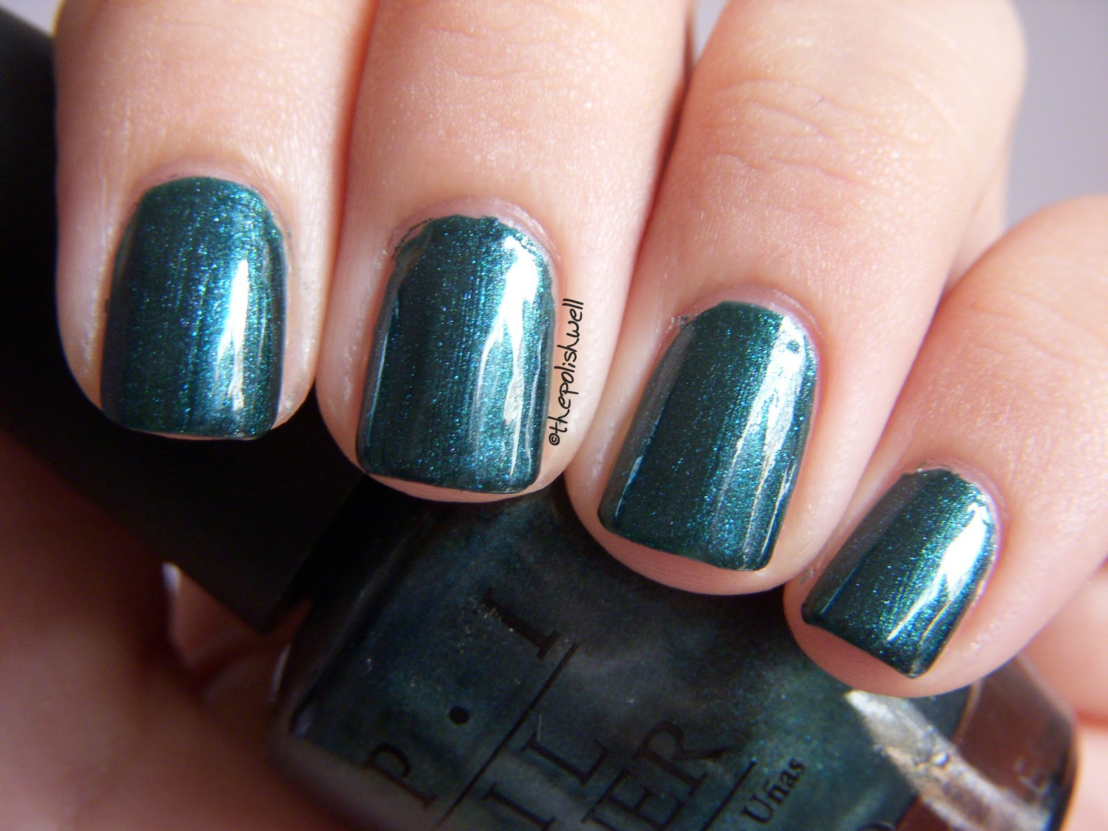 The Polish Well: OPI: Cuckoo For This Color