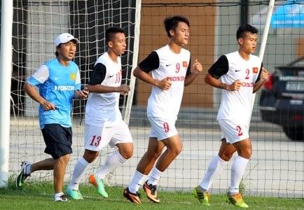Olympic Việt Nam đang có khởi đầu thuận lợi ở ASIAD