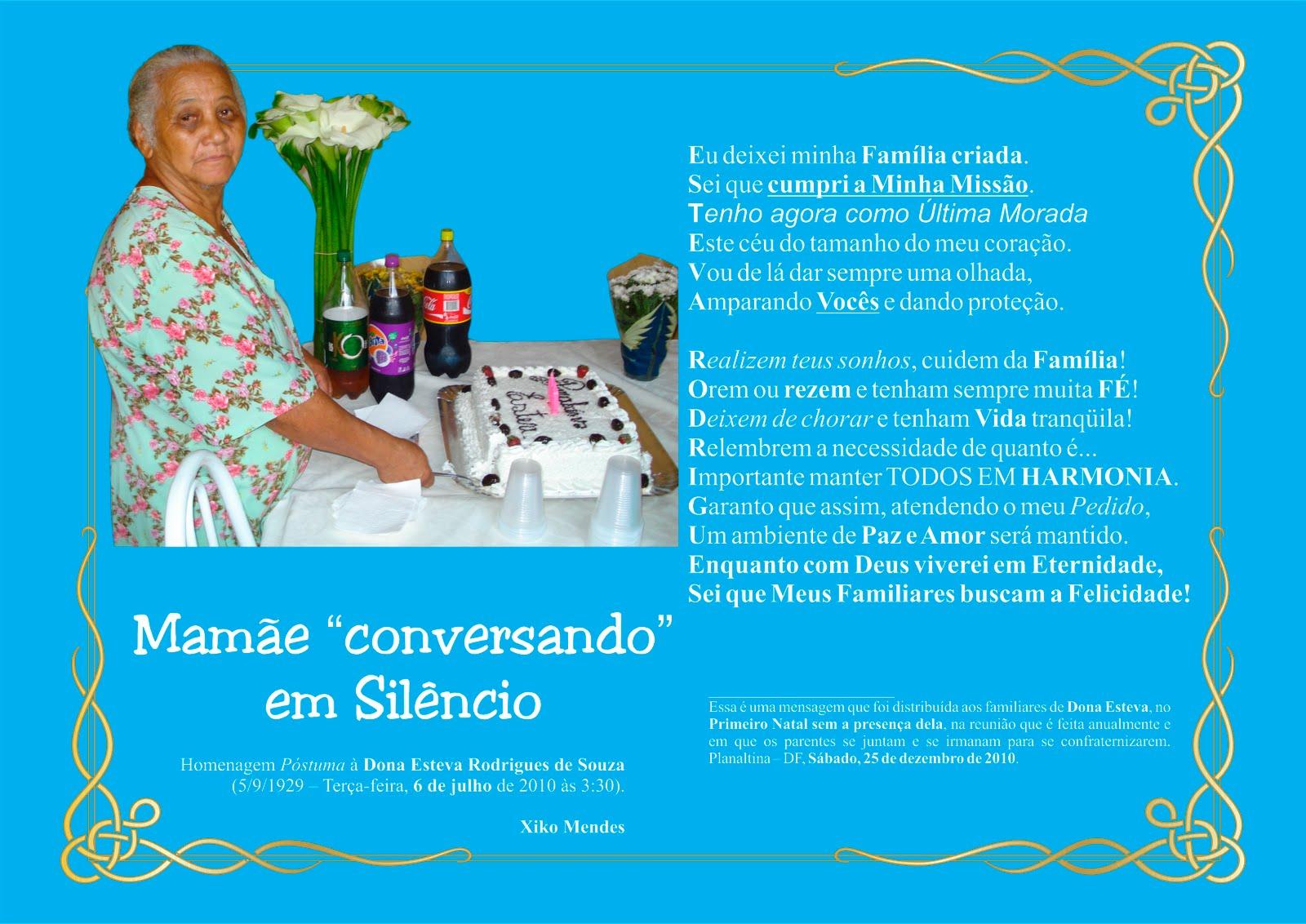 ESTEVA RODRIGUES DE SOUZA (1929-2010).