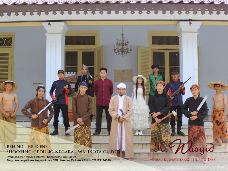 Gallery Premiere Film Ki Wasyid