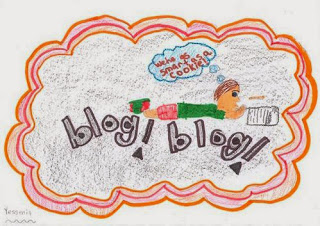 Kids blogging