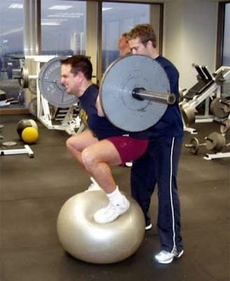 stupid people weight training cross-training advice