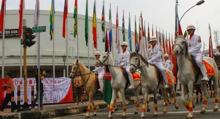 Asian African Carnival Dari Bandung Untuk Dunia