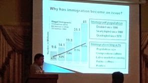 Video - Dr. Stephen Camarota, Director of Research, Center of Immigration Studies, Washington. D.C.