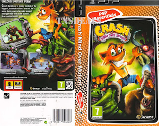 Download Game Crash - Mind Over Muntant PSP Full Version Iso For PC | Murnia Games