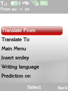 GTranslate Tool For Java